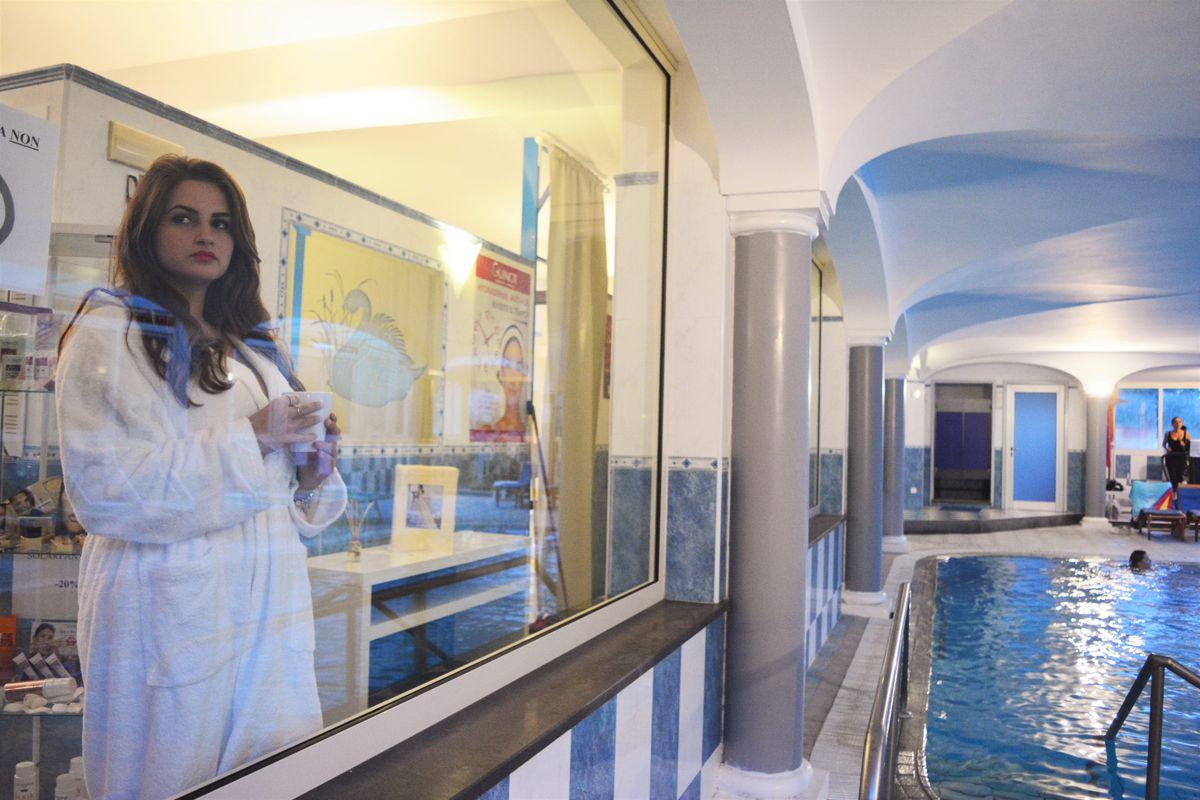 beauty farm Guinot paris- Resort Grazia Terme & Wellness