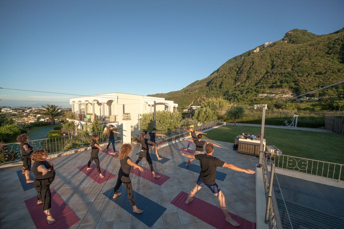 Resort Grazia Terme & Wellness Spa En Plein Air