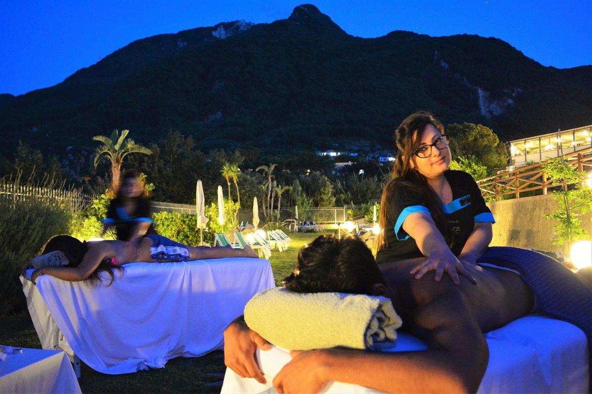 Resort Grazia Terme & Wellness Trattamenti En Plein Air