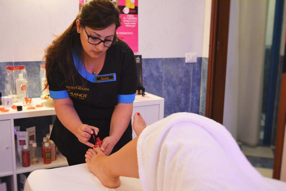 Trattamenti di Bellezza Ischia Resort Grazia Terme & Wellness
