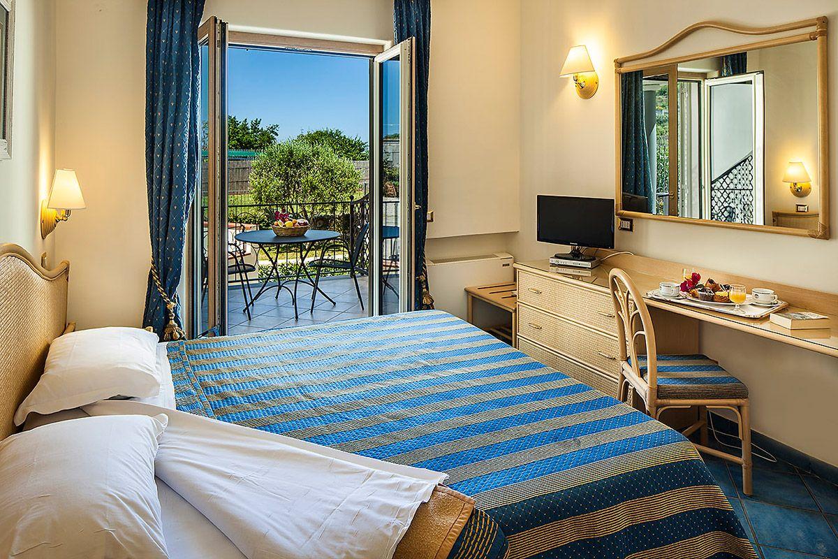 Camera con balcone resort Grazia Terme & Wellness