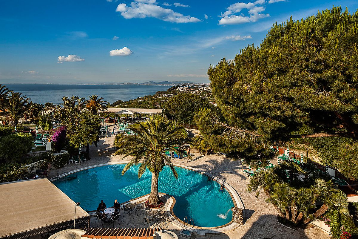 Piscine Ischia Resort Grazia Terme & Wellness