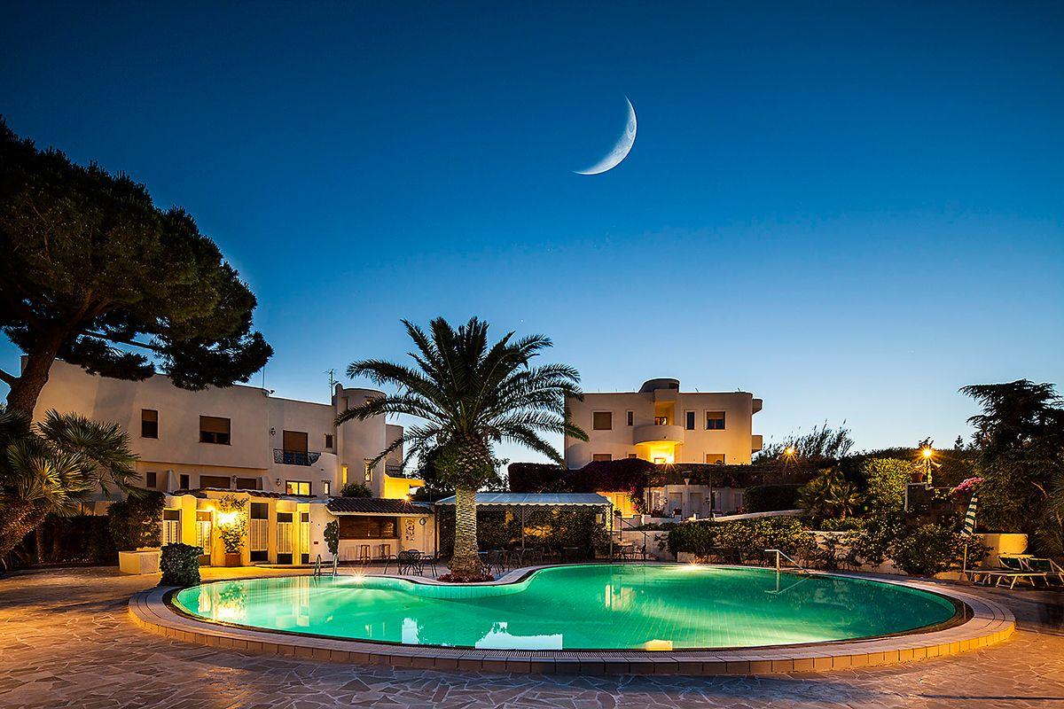 Piscine Ischia Resort Grazia Terme & Wellness