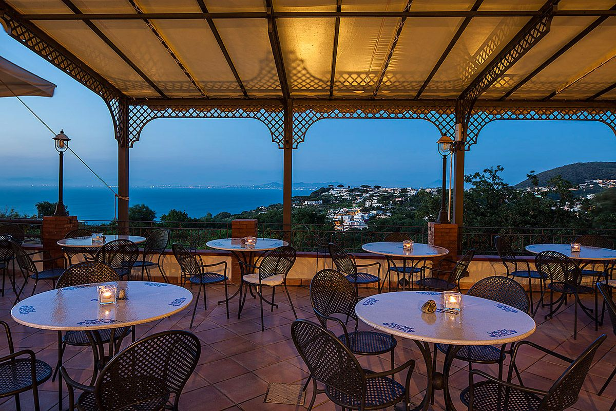 Restaurant Ischia Resort Grazia Terme & Wellness