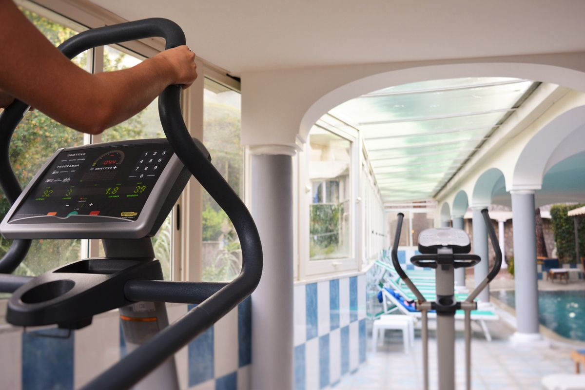 Sport Ischia Resort Grazia Terme & Wellness
