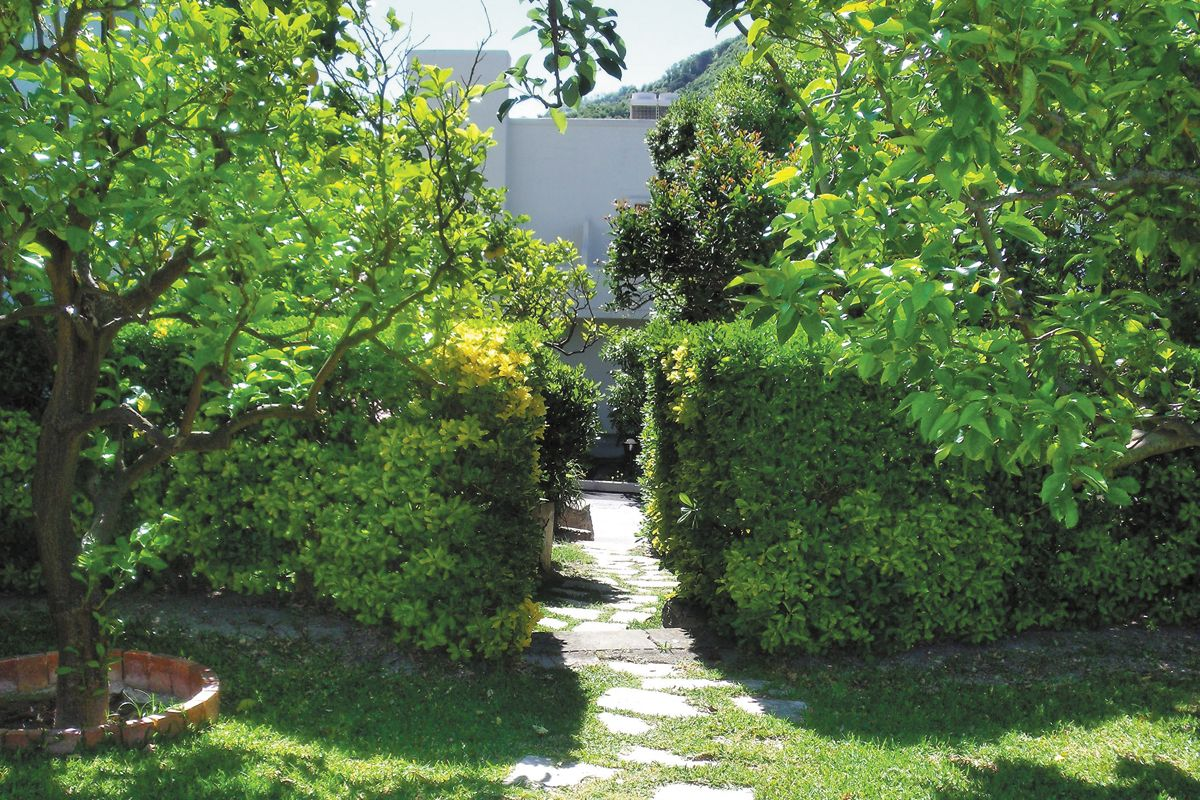 Percorso Aromaterapico Resort Grazia Tereme & Wellness