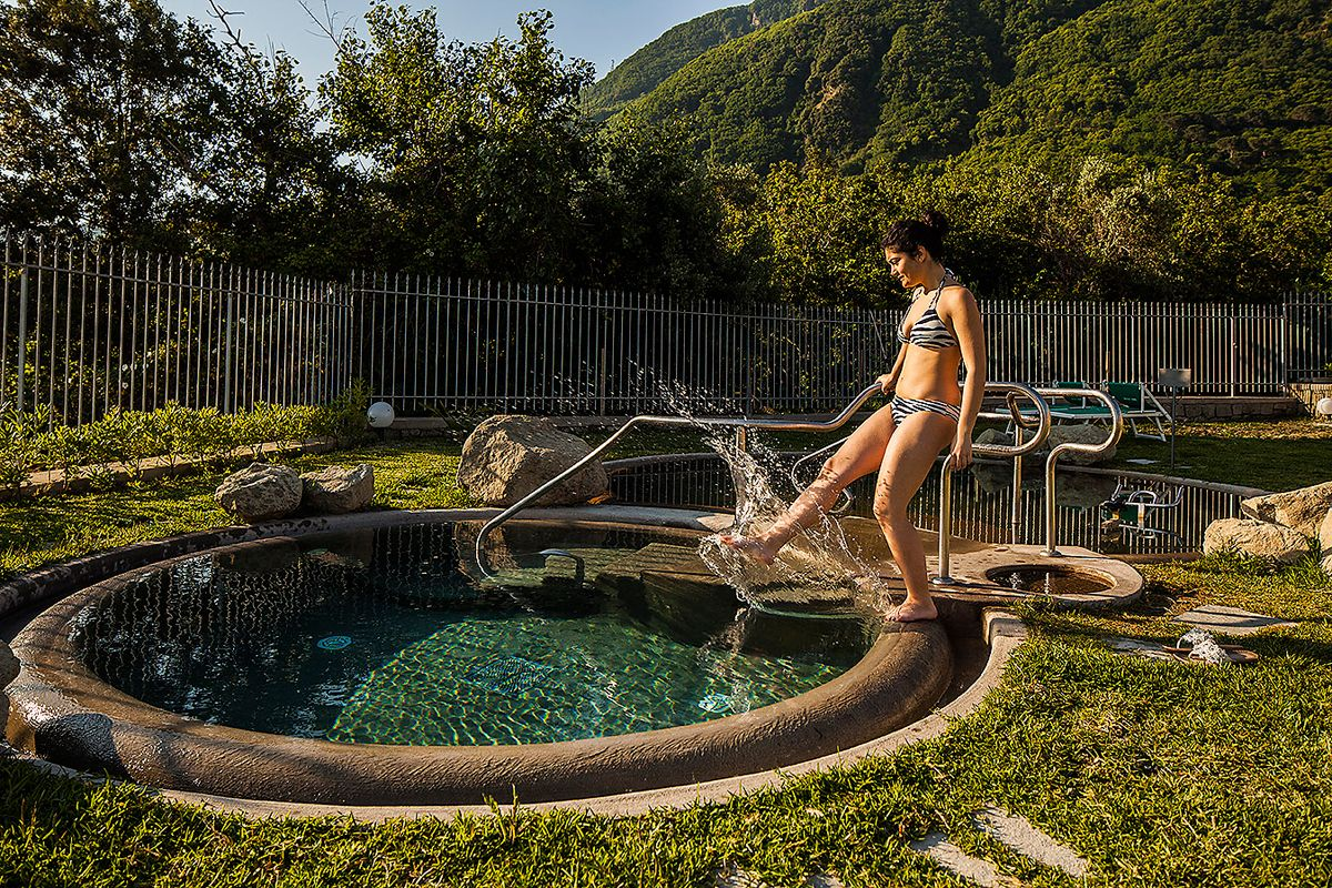 Talia Thermal Park Resort Grazia Terme & Wellness